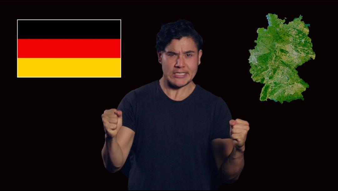 Amerikaner über Deutschland