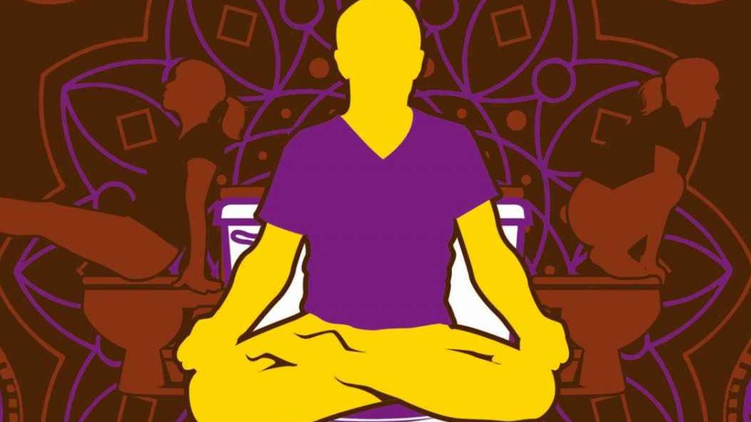 Kacka Sutra – inspirierende Techniken, das große Geschäft zu verrichten*