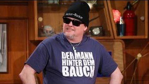 Markus Krebs in der Comedy Kneipe