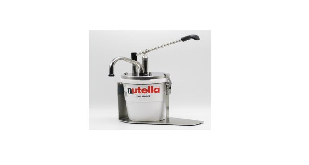Nutella Ferrero Eimer Spachtel Eimer 3 kg*