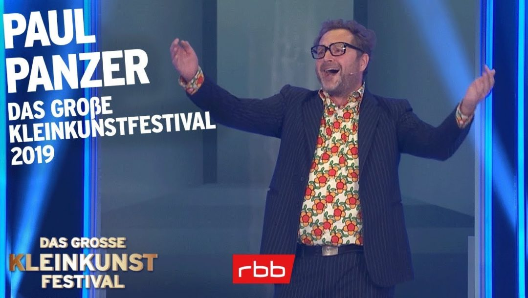 Paul Panzer – Das große Kleinkunstfestival