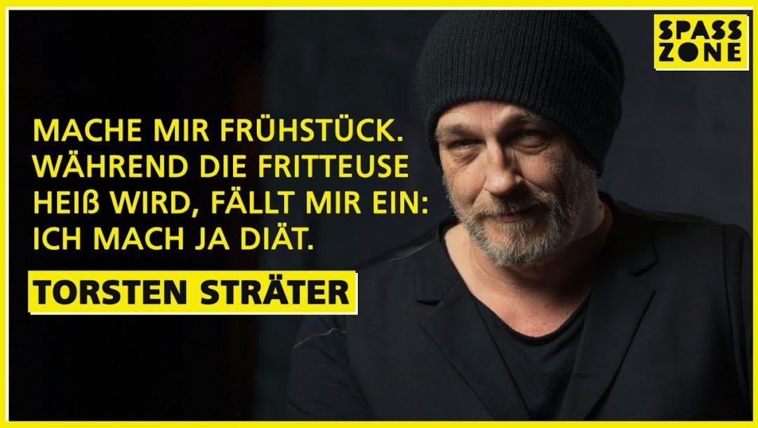 Torsten Sträter: Diät-Tagebuch