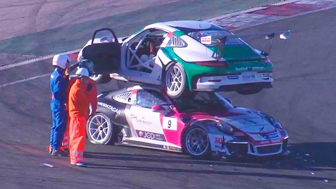 20 verrückte Motorsport Ereignisse