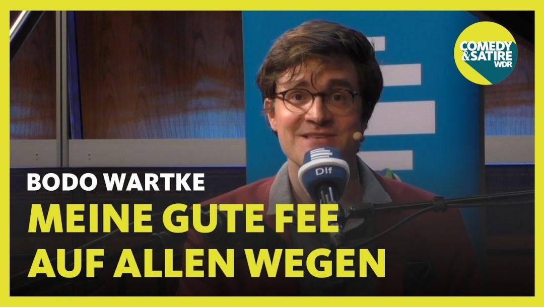 Bodo Wartke: Der neue Job