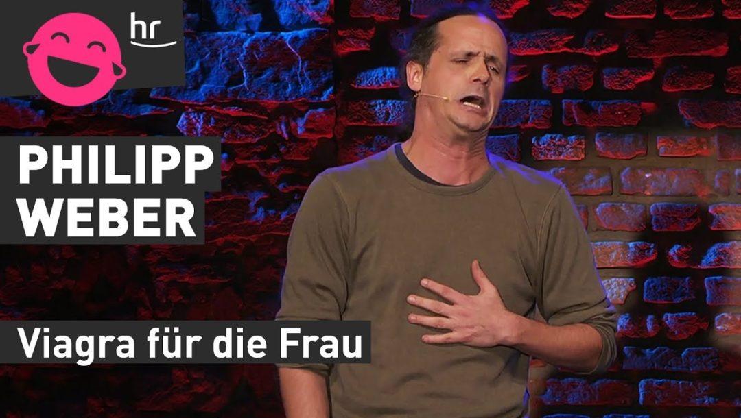 Philipp Weber: Sexpillen für die Frau