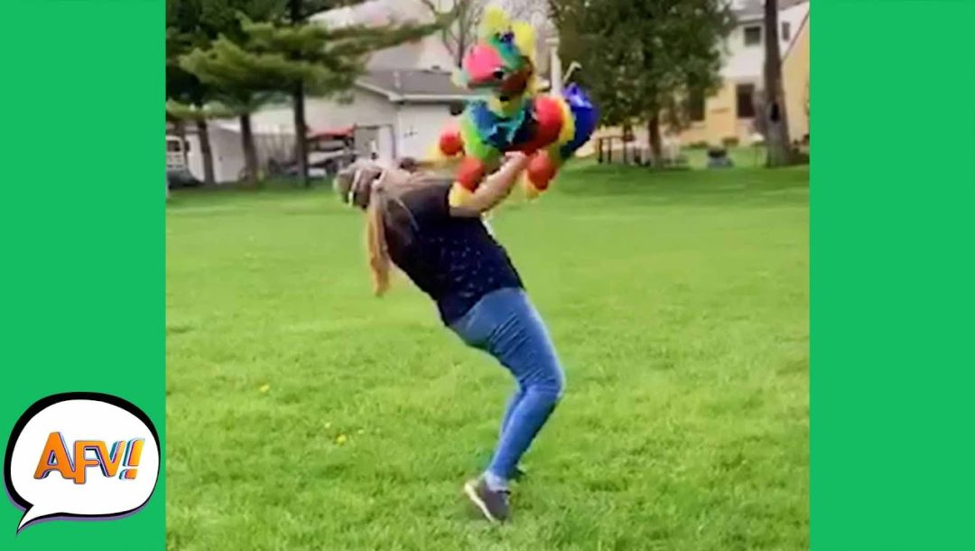 WOW! The Piñata FOUGHT BACK! 😂 | Funny Fails