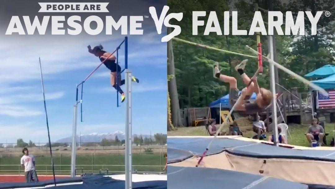 Fails vs Wins