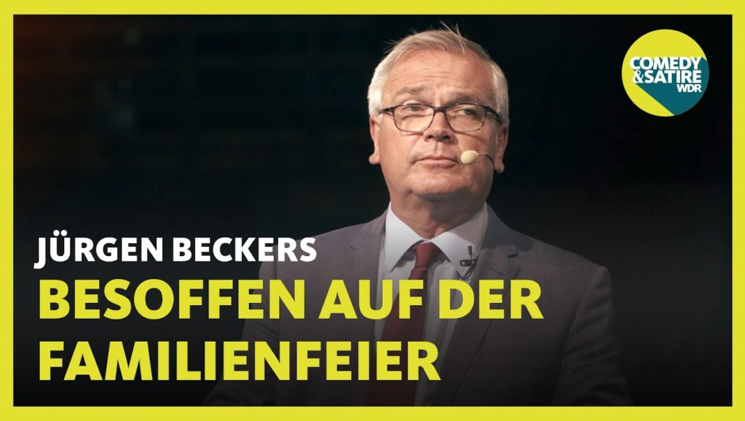 Jürgen Beckers – Feiern in Coronazeiten