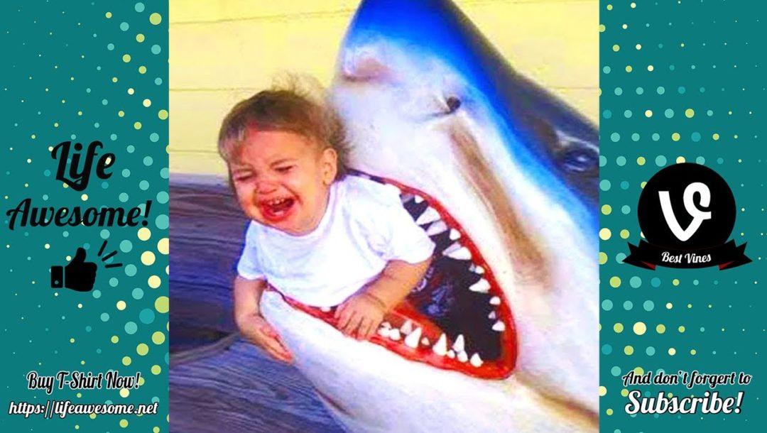 Versuche nicht zu lachen!