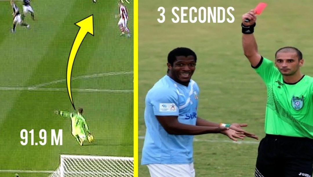 10 Weltrekorde im Fußball