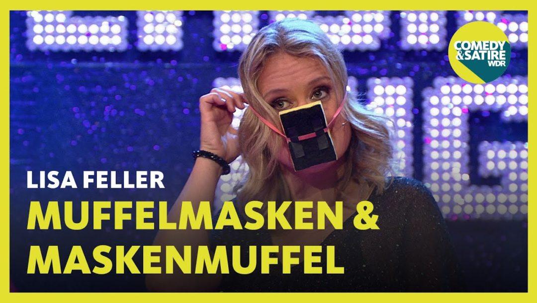 Lisa Feller: Männer haben Maskenprobleme