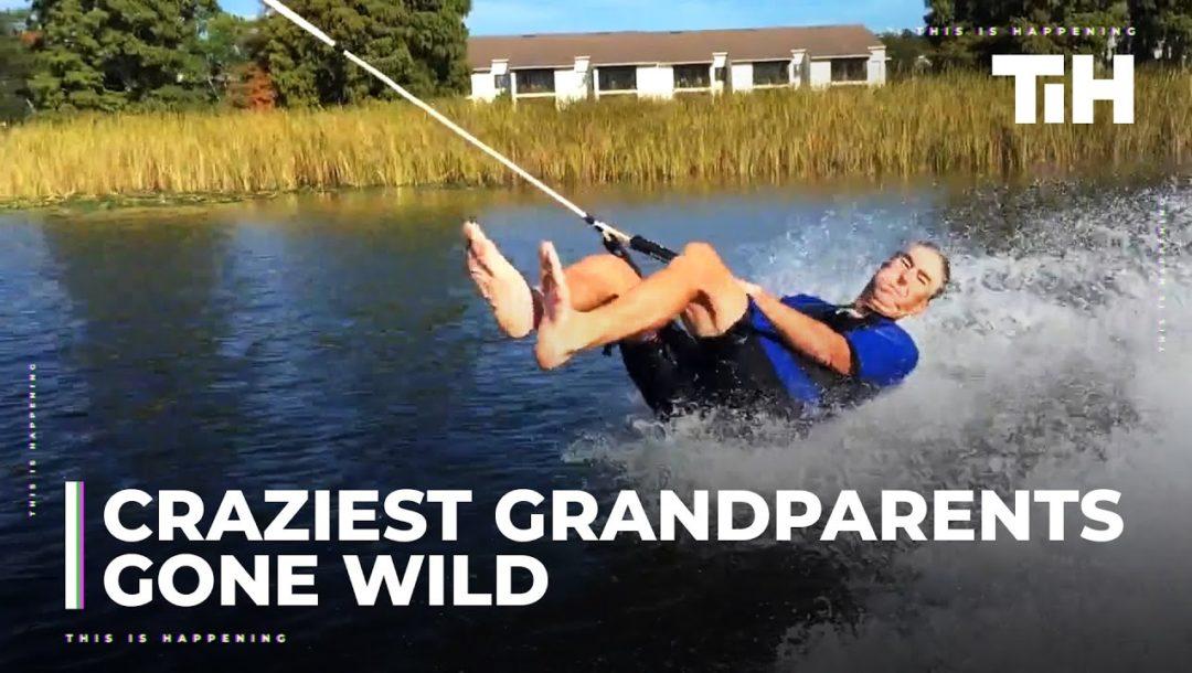 Die verrücktesten Großeltern