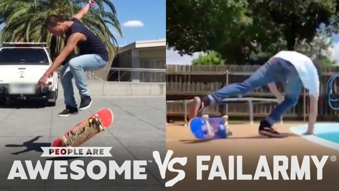 Gymnasts & More | People Are Awesome Vs. FailArmy!