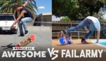 gymnasts 038 more people are awesome vs failarmy 2Ax4VqnZOmA Sinnlos Internet - Die sinnlose Portion Spaß
