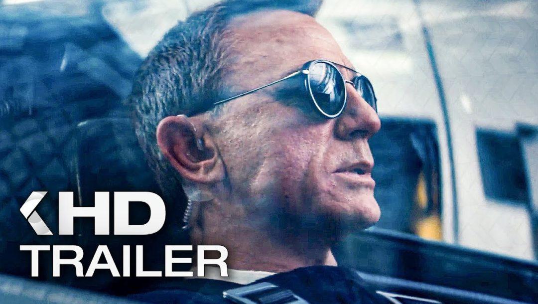 James Bond: Keine Zeit zu sterben Trailer 2