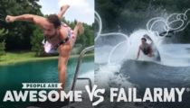 wake surfing wipeouts 038 more people are awesome vs failarmy iaTnPggb bQ Sinnlos Internet - Die sinnlose Portion Spaß
