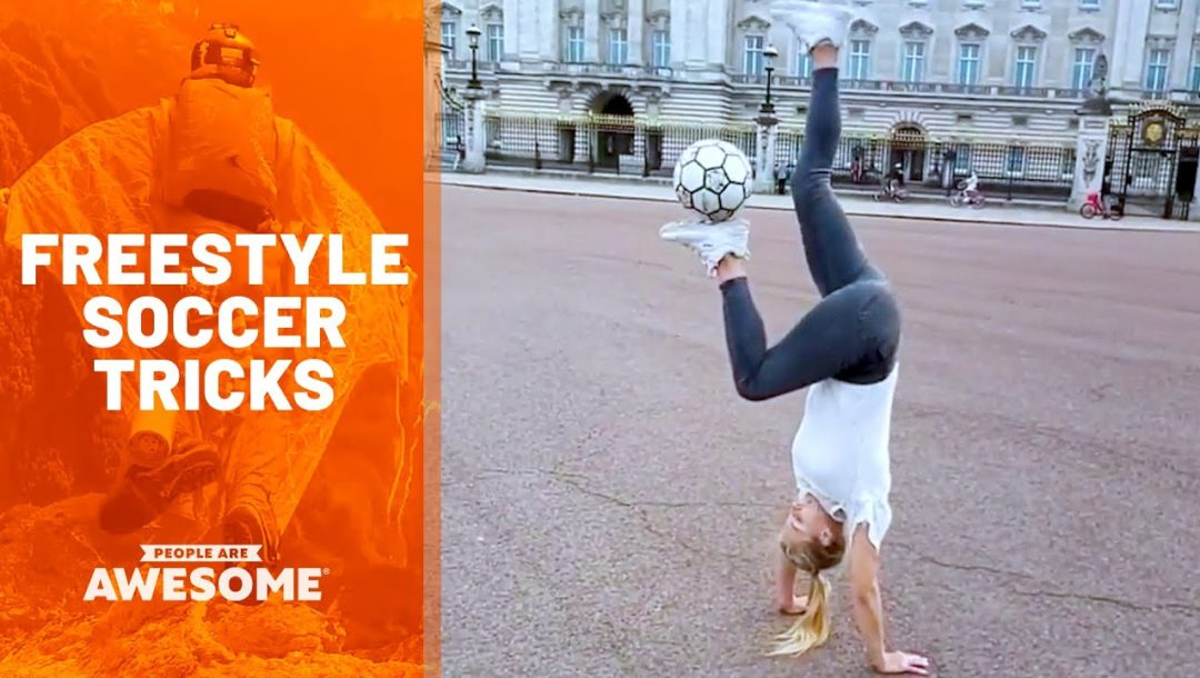 Best Footballers & Freestyle Soccer Tricks