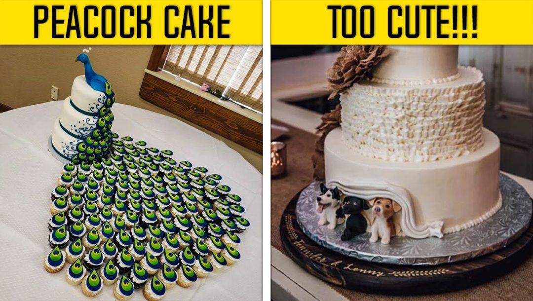 Die besten Hochzeitstorten