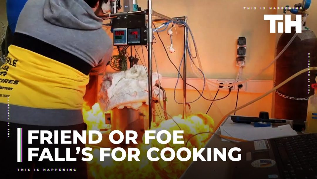 Freund oder Feind: Fall's for cooking