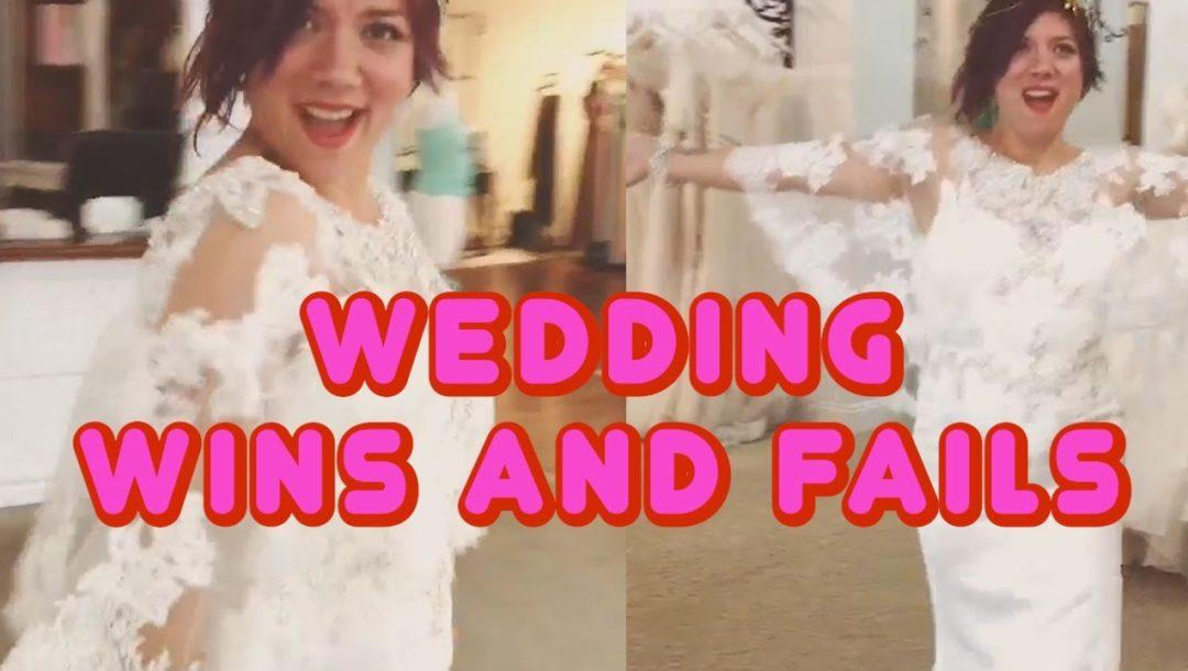 Hochzeitsunfälle und Wins