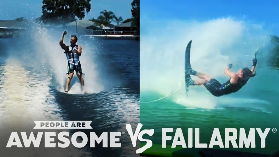 People Are Awesome Vs. FailArmy