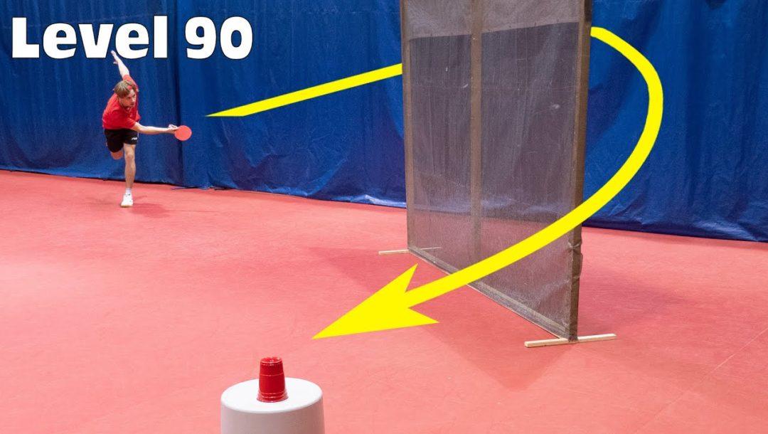 Ping Pong von Level 1 bis 100