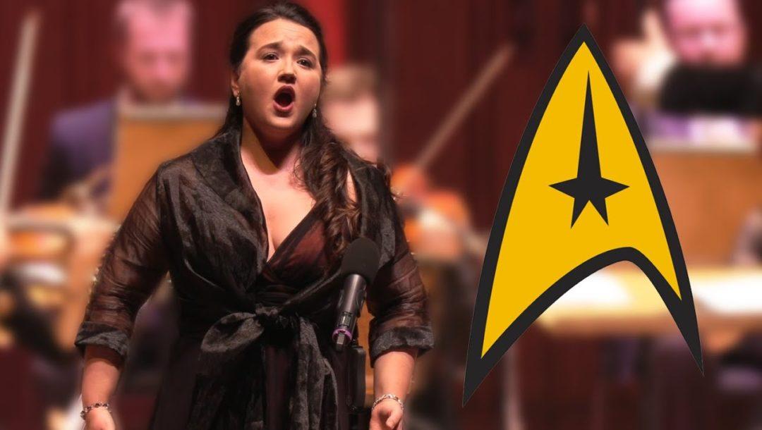 SOPRAN überrascht ihr Publikum mit STAR TREK Thema | Dirigent Rainer Hersch
