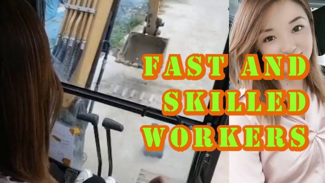 Unglaublich talentierte Arbeiter